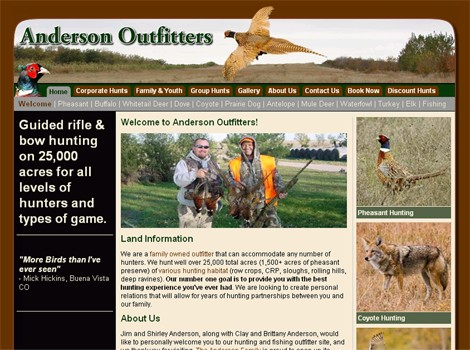 Anderson Outfitters